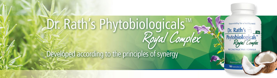 Dr. Rath's Phytobiologicals™ Royal Complex