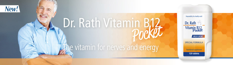 Dr. Rath Vitamin B12 Pocket